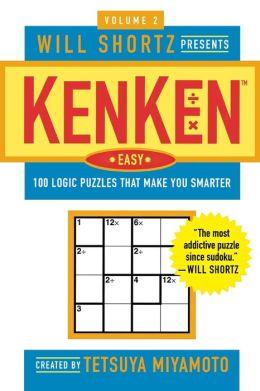 Will Shortz Presents KenKen, Volume 2