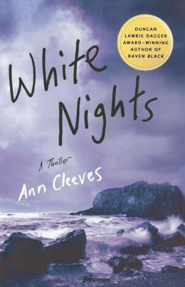 White Nights (Shetland Island Quartet #2)