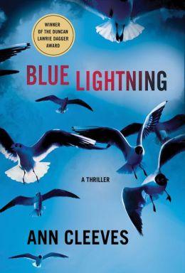 Blue Lightning (Shetland Island Quartet #4)