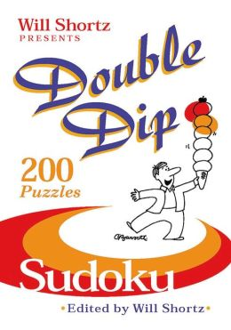 Double Dip Sudoku: 200 Medium Puzzles