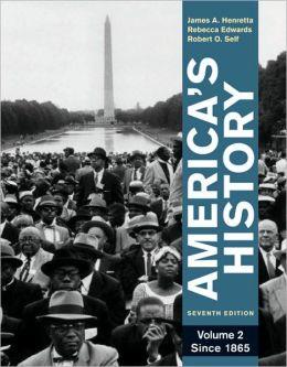 America's History: Since 1865