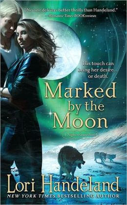 Marked by the Moon (Nightcreature Series #9)