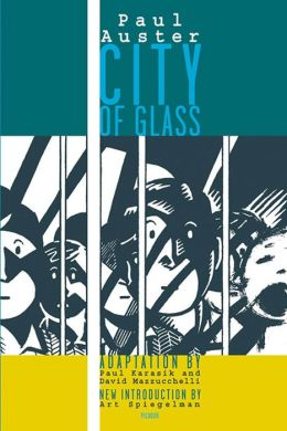 Paul Auster's City of Glass: A Graphic Mystery