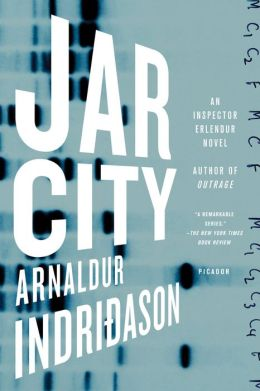 Jar City (Reykjavik Thriller Series #1)