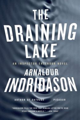 The Draining Lake (Reykjavik Thriller Series #4)