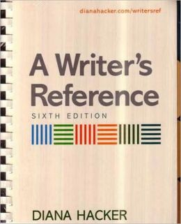 Writer's Reference 6e & MLA Quick Reference Card