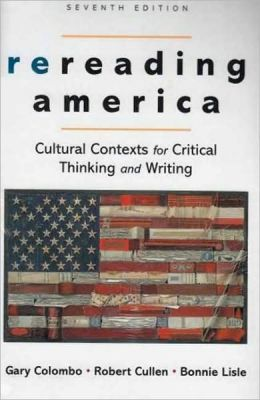 Rereading America 7e & Researching and Writing