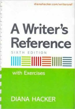 Writer's Reference 6e with Integrated Exercises & Research Pack