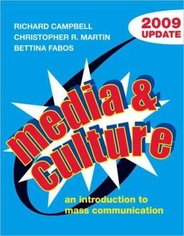 Media and Culture with 2009 Update