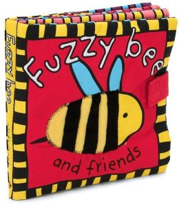 Fuzzy Bee and Friends (Cloth Book Series)