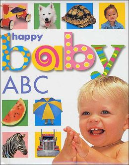 Happy Baby ABC (Soft-to-Touch Book Series)