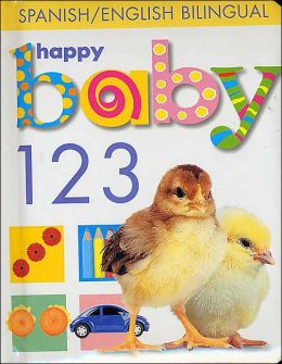 Happy Baby 123 (Soft-to-Touch Book Series)