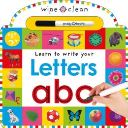 Learn to Write Your Letters