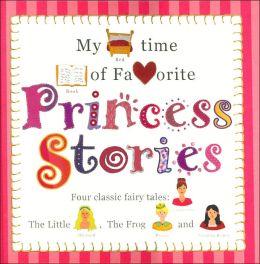 My Bedtime Book of Favorite Princess Stories