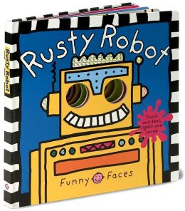 Rusty Robot (Funny Faces Series)