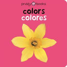 Bilingual Bright Baby Colors: Bilingual Bright Baby Colors