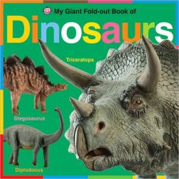 My Giant Fold-Out Book of Dinosaurs