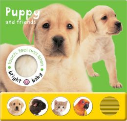 Bright Baby Touch, Feel and Listen Puppy