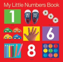My Little Numbers Book