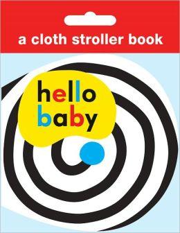 Hello Baby Cloth Stroller Book