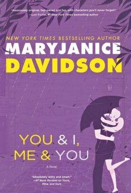 You and I, Me and You (Cadence Jones Series #3)