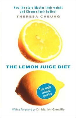 Lemon juice diet and weight loss