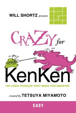 Crazy for Kenken: Easy