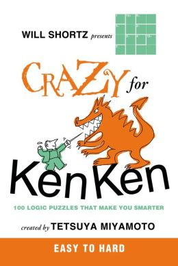 Crazy for KenKen: Easy to Hard