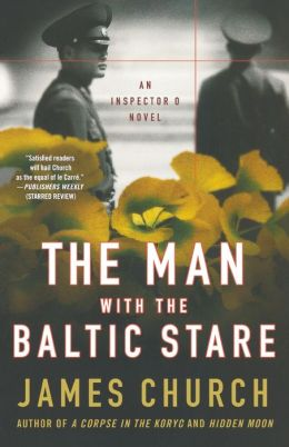 The Man with the Baltic Stare (Inspector O Series #4)