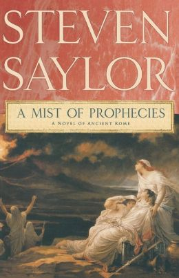 A Mist of Prophecies (Roma Sub Rosa Series #9)