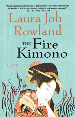 The Fire Kimono (Sano Ichiro Series #13)