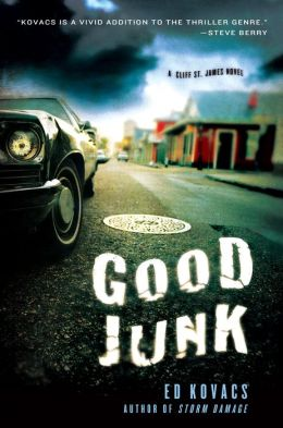 Good Junk (Cliff St. James Series #2)