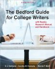 X. J. Kennedy - The Bedford Guide for College Writers with Reader, Research Manual, and Handbook