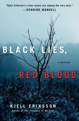 Black Lies, Red Blood (Ann Lindell Series #5)