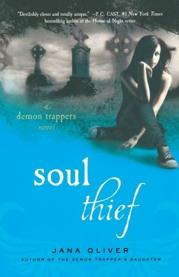 Soul Thief (Demon Trappers Series #2)