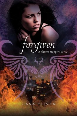 Forgiven (Demon Trappers Series #3)