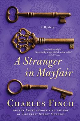 A Stranger in Mayfair (Charles Lenox Series #4)