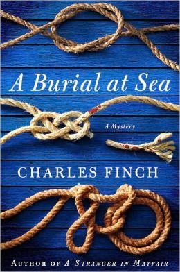 A Burial at Sea (Charles Lenox Series #5)