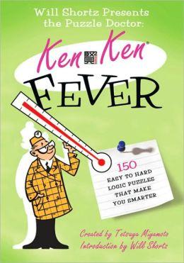 The Puzzle Doctor Presents Kenken Fever