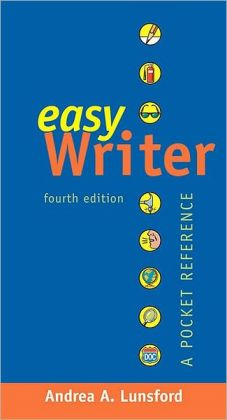 Easy Writer: A Pocket Reference