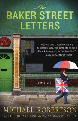 The Baker Street Letters (Baker Street Letters Series #1)