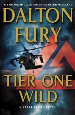 Tier One Wild (Delta Force Series #2)