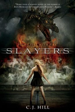 Slayers (Slayers Series #1)