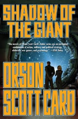 Shadow of the Giant (Ender's Shadow Series #4)