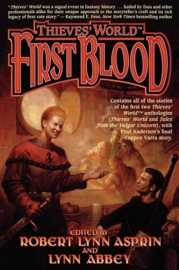 First Blood (Thieves' World Series)
