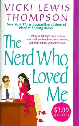 The Nerd Who Loved Me (Nerd Series #2)