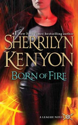 Born of Fire (League Series #2)