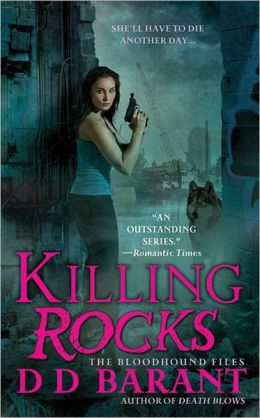 Killing Rocks (Bloodhound Files Series #3)