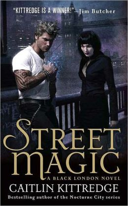 Street Magic (Black London Series #1)