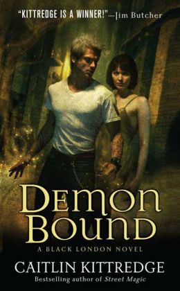 Demon Bound (Black London Series #2)